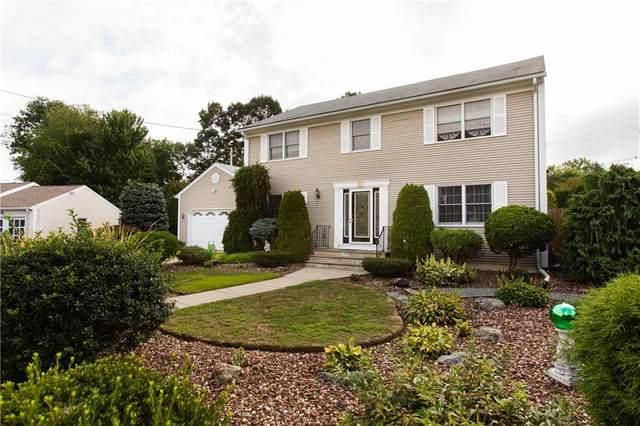 28 John F Kennedy Circle, North Providence, RI 02904 (MLS #1280620) :: Nicholas Taylor Real Estate Group