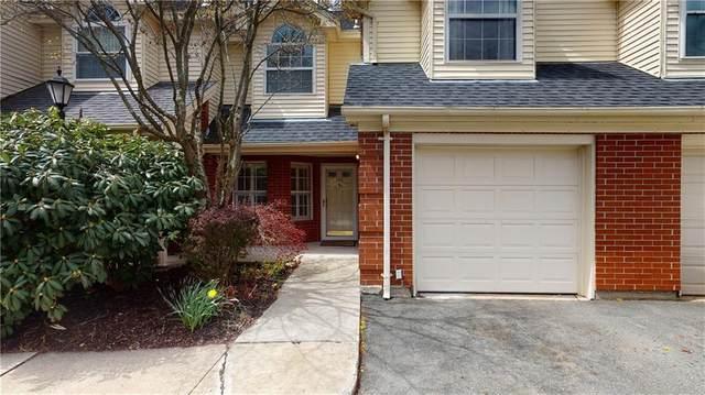 626 Smithfield Road #406, North Providence, RI 02904 (MLS #1280663) :: Century21 Platinum
