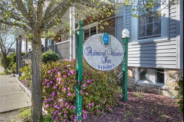 28 Weaver Avenue, Newport, RI 02840 (MLS #1280687) :: Welchman Real Estate Group