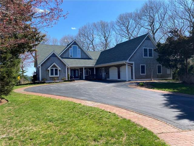 344 Wickford Point Road, North Kingstown, RI 02852 (MLS #1280742) :: Welchman Real Estate Group