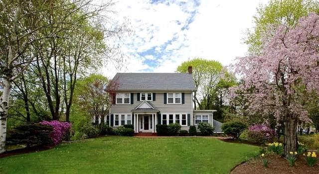 3041 Mendon Road, Cumberland, RI 02864 (MLS #1280846) :: Spectrum Real Estate Consultants