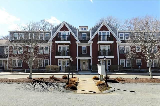 751 Metacom Avenue #14, Bristol, RI 02809 (MLS #1280857) :: Spectrum Real Estate Consultants
