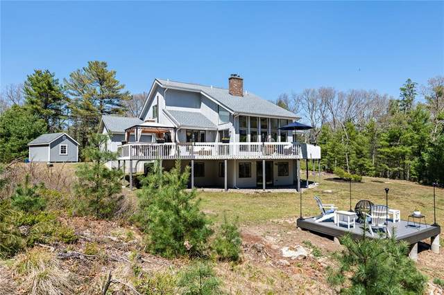 107 Shannock Road, South Kingstown, RI 02879 (MLS #1280959) :: The Martone Group