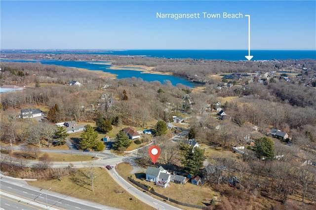 143 Narragansett Avenue E, South Kingstown, RI 02879 (MLS #1281042) :: Spectrum Real Estate Consultants