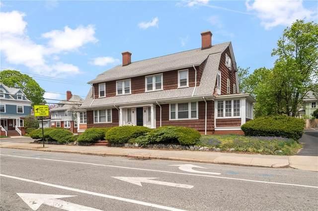 84 South Angell Street, East Side of Providence, RI 02906 (MLS #1281092) :: Westcott Properties