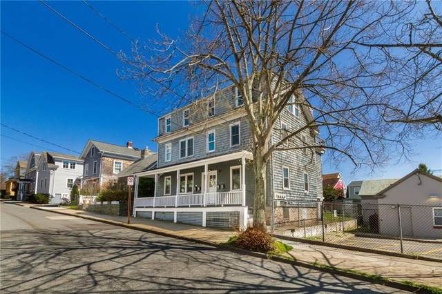 7 Dearborn Street, Newport, RI 02840 (MLS #1281156) :: Spectrum Real Estate Consultants