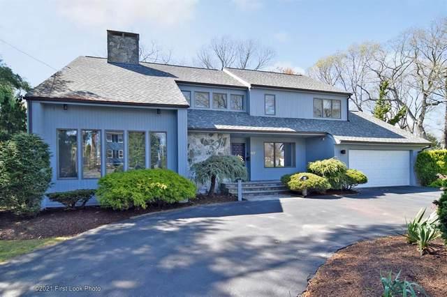 187 Belvedere Drive, Cranston, RI 02920 (MLS #1281242) :: Chart House Realtors