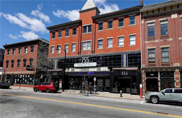 755 Westminster Street #403, Providence, RI 02903 (MLS #1281302) :: Welchman Real Estate Group