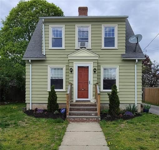 177 Pond Street, Cranston, RI 02910 (MLS #1281329) :: Onshore Realtors