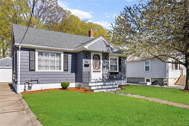 569 Woonasquatucket Avenue, North Providence, RI 02911 (MLS #1281350) :: Century21 Platinum