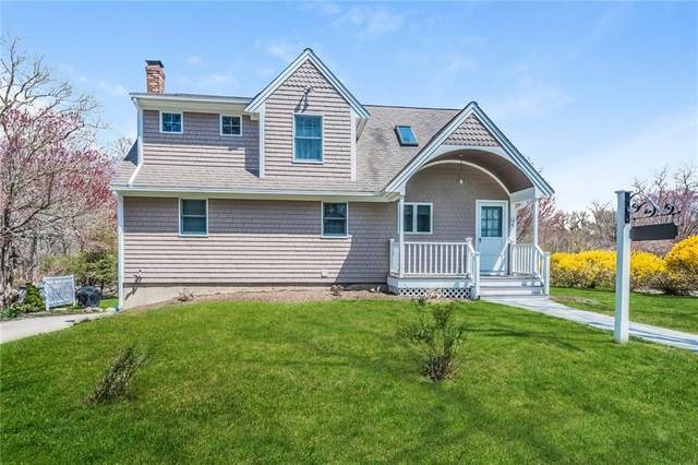 169 Border Avenue, South Kingstown, RI 02879 (MLS #1281355) :: The Martone Group