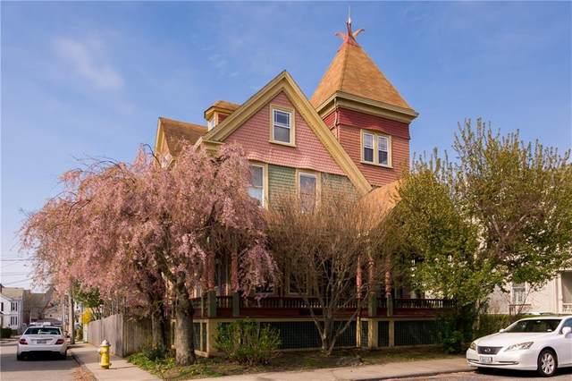 9 Rhode Island Avenue #3, Newport, RI 02840 (MLS #1281387) :: Onshore Realtors