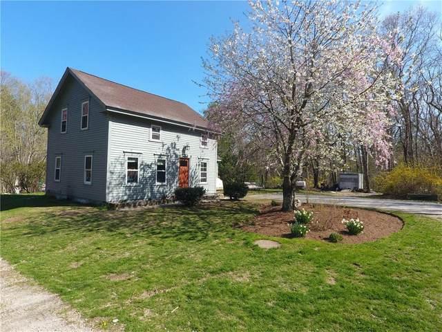 98 Bates School House Road, Exeter, RI 02822 (MLS #1281419) :: Century21 Platinum