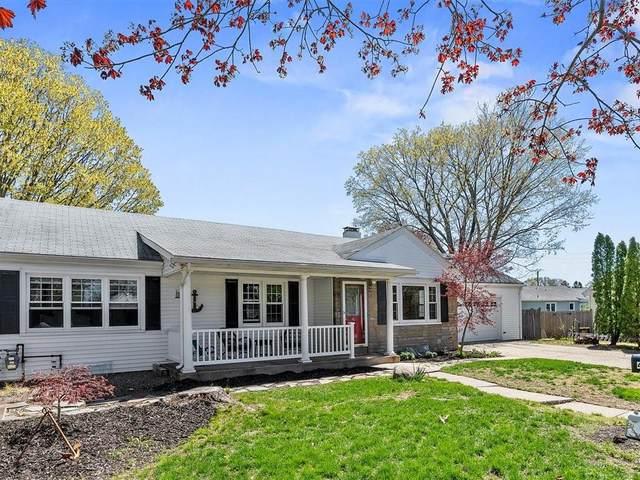 4 Quinlan Court, Warwick, RI 02886 (MLS #1281429) :: Spectrum Real Estate Consultants