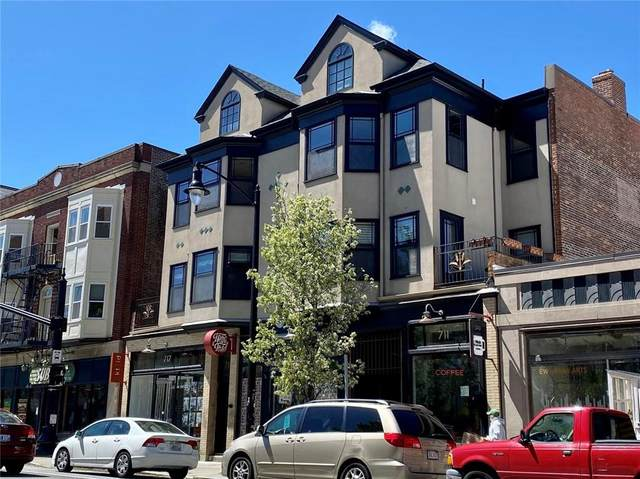715 Westminster Street #2, Providence, RI 02903 (MLS #1281444) :: Nicholas Taylor Real Estate Group