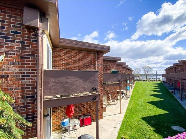 3940 Post Road #24, Warwick, RI 02886 (MLS #1281453) :: Nicholas Taylor Real Estate Group