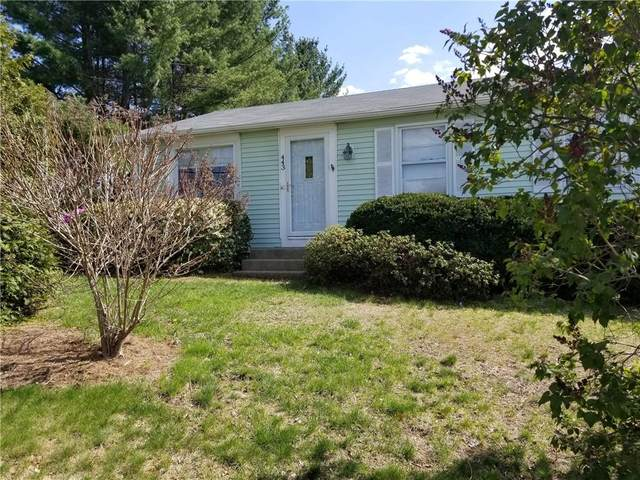 443 Walnut Hill Road, Woonsocket, RI 02895 (MLS #1281461) :: Spectrum Real Estate Consultants