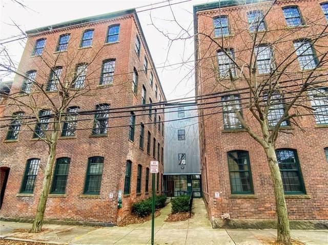 407 Pine Street #305, Providence, RI 02903 (MLS #1281472) :: Nicholas Taylor Real Estate Group