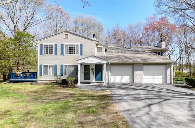17 Eagle Run C, Warwick, RI 02818 (MLS #1281488) :: Nicholas Taylor Real Estate Group