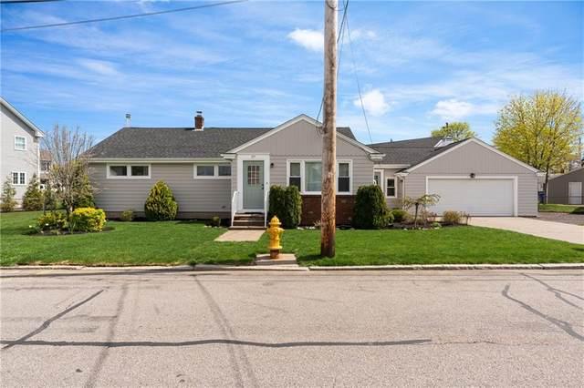 377 Kenyon Avenue, Pawtucket, RI 02861 (MLS #1281502) :: The Martone Group