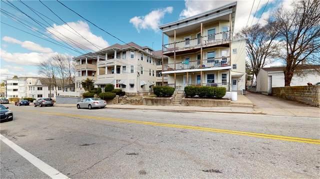 294 Diamond Hill Road, Woonsocket, RI 02895 (MLS #1281557) :: The Martone Group