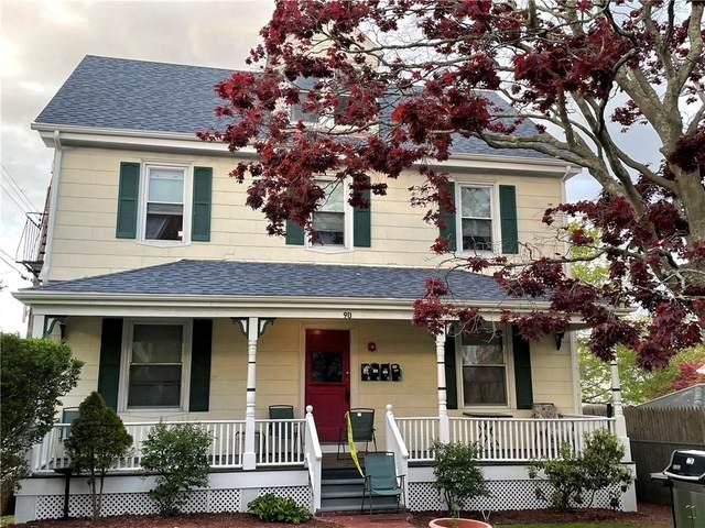 90 Gibbs Avenue, Newport, RI 02840 (MLS #1281590) :: Chart House Realtors