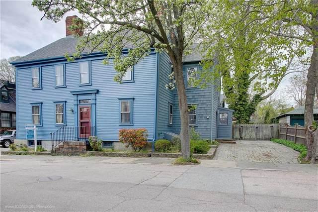 9 Chestnut Street, Newport, RI 02840 (MLS #1281592) :: Edge Realty RI