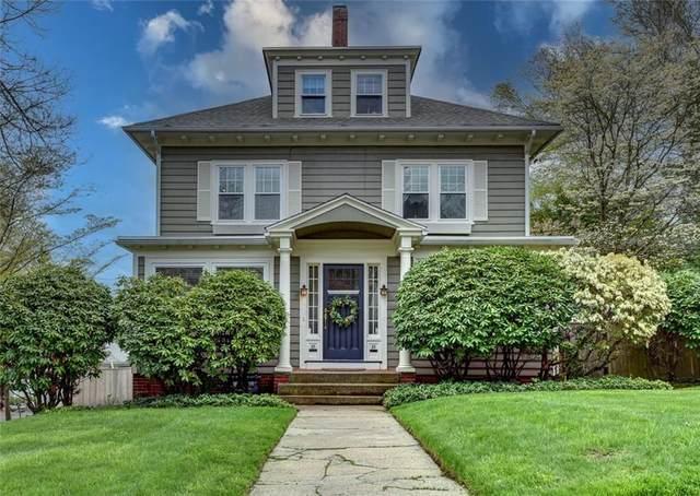 25 Laurel Avenue #1, East Side of Providence, RI 02906 (MLS #1281611) :: Welchman Real Estate Group