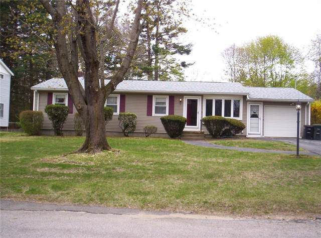 9 Crestwood Road, Coventry, RI 02816 (MLS #1281649) :: The Martone Group