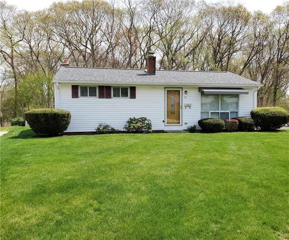 11 Keeley Avenue, Warwick, RI 02886 (MLS #1281716) :: Westcott Properties