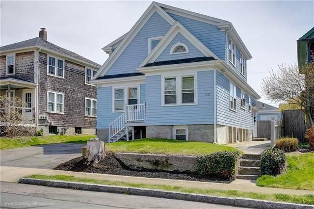 33 Almy Street, Newport, RI 02840 (MLS #1281734) :: Chart House Realtors