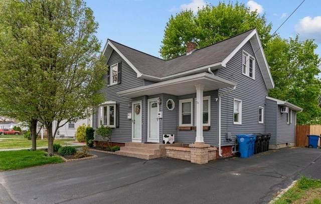 44 Briggs Street, Cranston, RI 02920 (MLS #1281738) :: Nicholas Taylor Real Estate Group