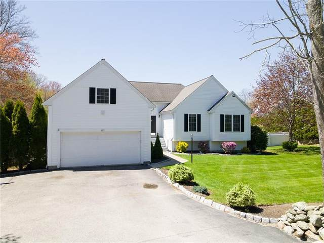 195 Angell Road, Lincoln, RI 02865 (MLS #1281742) :: Spectrum Real Estate Consultants