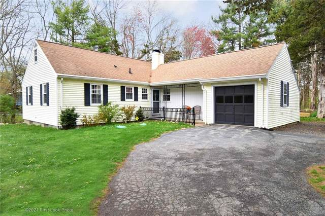 6 Lakeside Dr Drive, Johnston, RI 02917 (MLS #1281755) :: The Martone Group