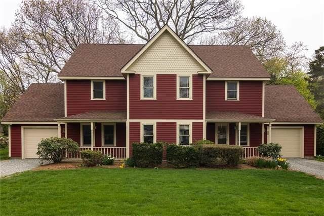 25 Captains Drive, Westerly, RI 02891 (MLS #1281826) :: The Martone Group