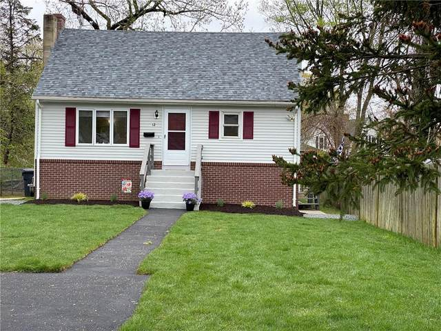 12 Overbrook Avenue, Warwick, RI 02889 (MLS #1281849) :: The Martone Group