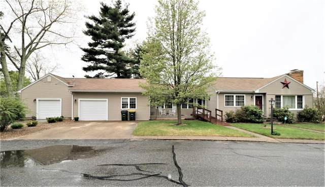 16 Eisenhower Drive, Smithfield, RI 02917 (MLS #1281858) :: The Martone Group