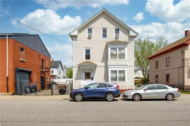 201 Laban Street, Providence, RI 02909 (MLS #1281900) :: Spectrum Real Estate Consultants