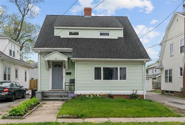 96 Eldridge Street, Cranston, RI 02910 (MLS #1281908) :: Nicholas Taylor Real Estate Group