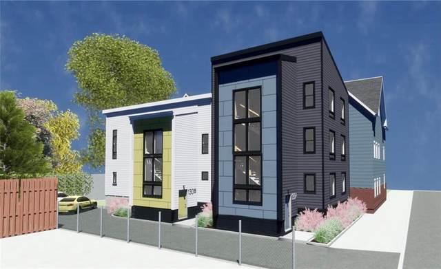 130 Gano Street A, East Side of Providence, RI 02906 (MLS #1281934) :: Century21 Platinum