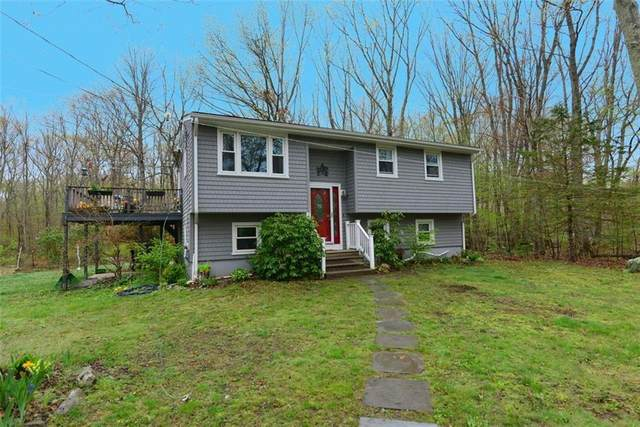 71 Rocky Hill Road, Scituate, RI 02857 (MLS #1281946) :: The Martone Group