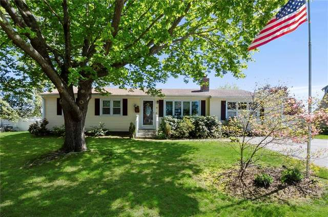 36 Netop Drive, Warwick, RI 02818 (MLS #1281975) :: Barrows Team Realty