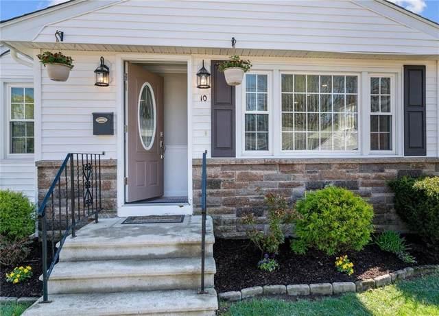 10 Ambrose Street, North Providence, RI 02904 (MLS #1281999) :: The Martone Group