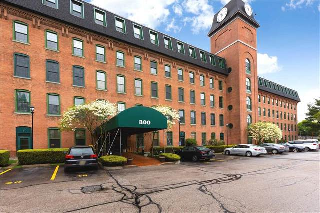 300 Front Street #410, Pawtucket, RI 02860 (MLS #1282098) :: The Martone Group