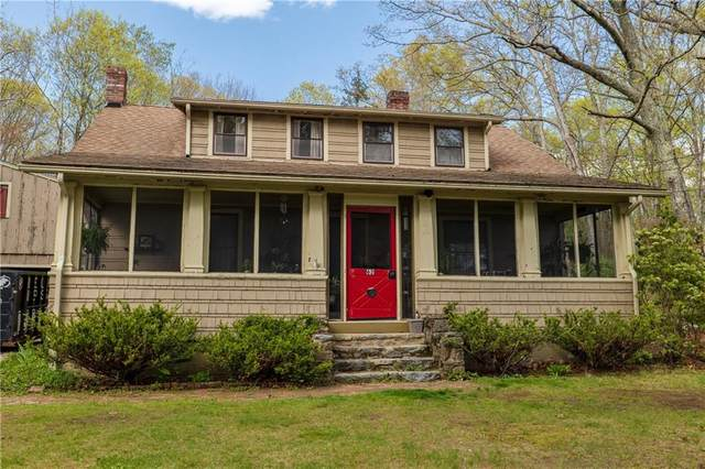 62 Pine Hill Road, Scituate, RI 02857 (MLS #1282115) :: Nicholas Taylor Real Estate Group