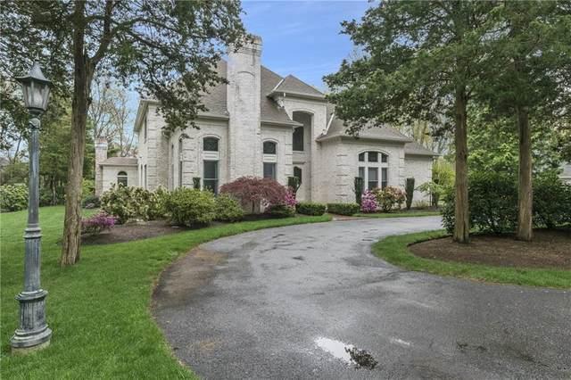 8 Bridle Drive, Lincoln, RI 02865 (MLS #1282123) :: Spectrum Real Estate Consultants