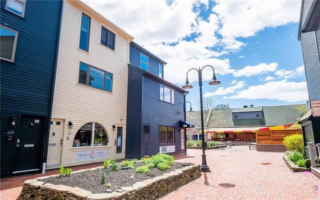 228 Goddard Row, Newport, RI 02840 (MLS #1282138) :: The Martone Group