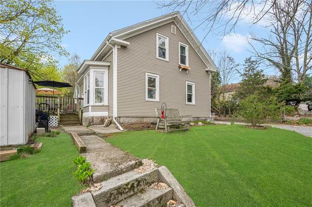 124 Pine Hill Avenue, Johnston, RI 02919 (MLS #1282156) :: Barrows Team Realty