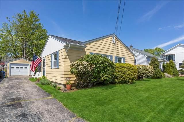 10 Manning Terrace, Newport, RI 02840 (MLS #1282204) :: Westcott Properties