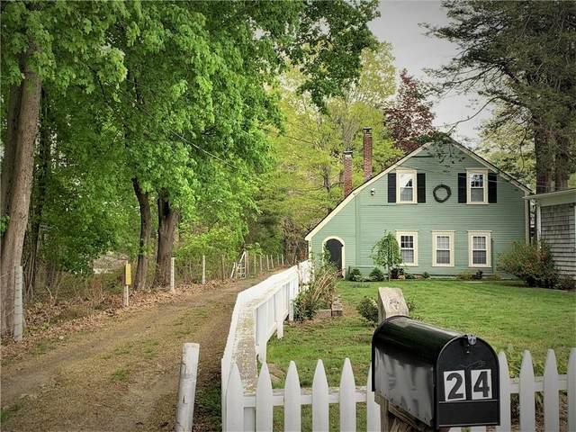 24 Silk Lane, Scituate, RI 02857 (MLS #1282224) :: Spectrum Real Estate Consultants